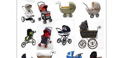 دانلود تصاویر با کیفیت کالسکه و وسیله حمل و نقل کودک