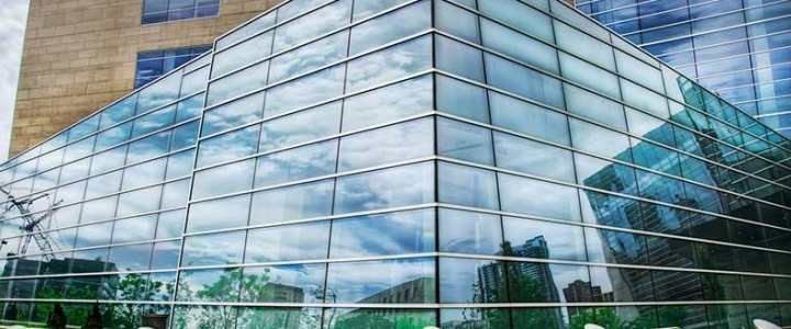شیشه رفلکس پنجره دو سه جداره