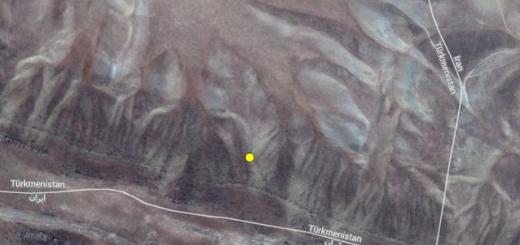 عبور پلنگ مجهز به گردنبند ردیاب از مرز ایران به ترکمنستان