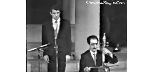 کنسرت تصویری جشن هنر شیراز ۱۳۴۹ – استاد شجریان و گروه مجد