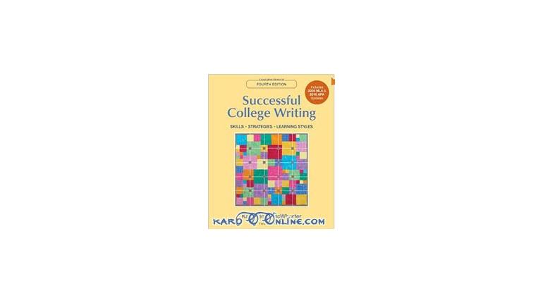 دانلود نگارش برای مقاصد دانشگاهی Successful College Writing 4th Edition