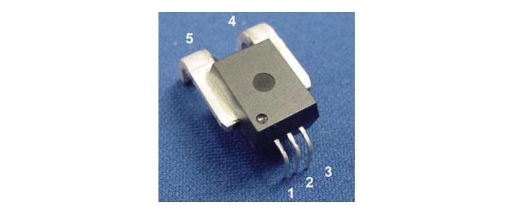 سنسور اندازه گیری جریان acs750sca