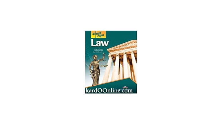 آموزش انگلیسی برای شاغلین حوزه حقوق Career Path:Law