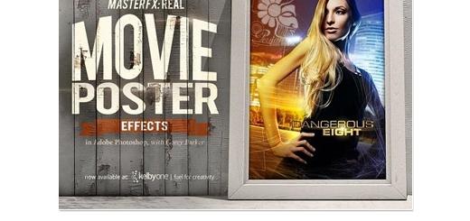 دانلود آموزش طراحی حرفه ای پوستر برای فیلم ها در فتوشاپ