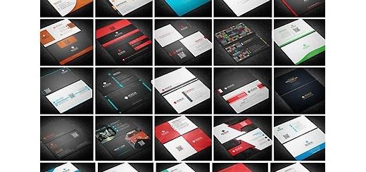 دانلود 100 تصویر لایه باز و وکتور کارت ویزیت با طرح های متنوع