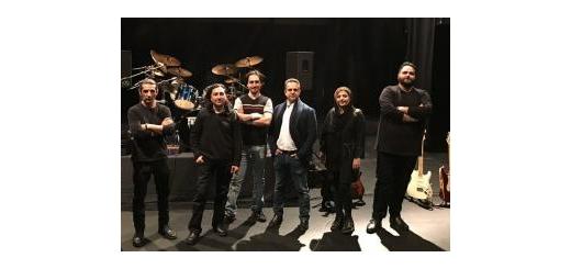 گروه «تندر» در قالب برنامه «شبشنبهها» روی صحنه میرود اولین کنسرت با صدابرداری و جلوههای صوتی ساراند در ایران