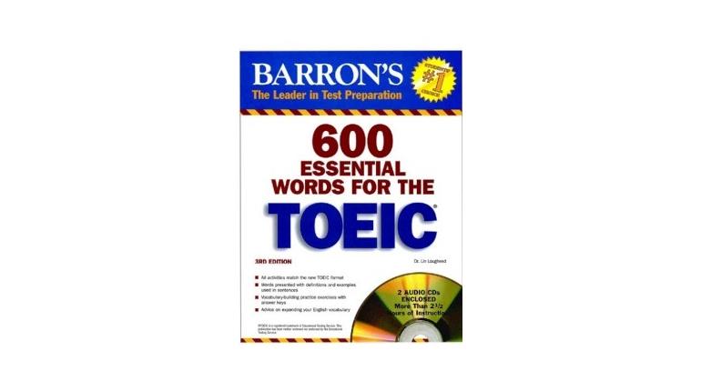 واژه ضروری TOEIC - 600 Essential Words for the TOEIC