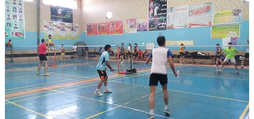 برگزاری مسابقات دوستانه بین جهرم و لار