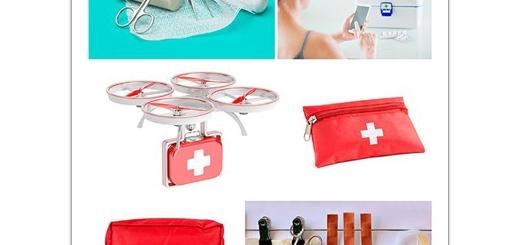 دانلود تصاویر با کیفیت کیف کمک های اولیه، دارو، باند، چسب زخم، دارو و ...