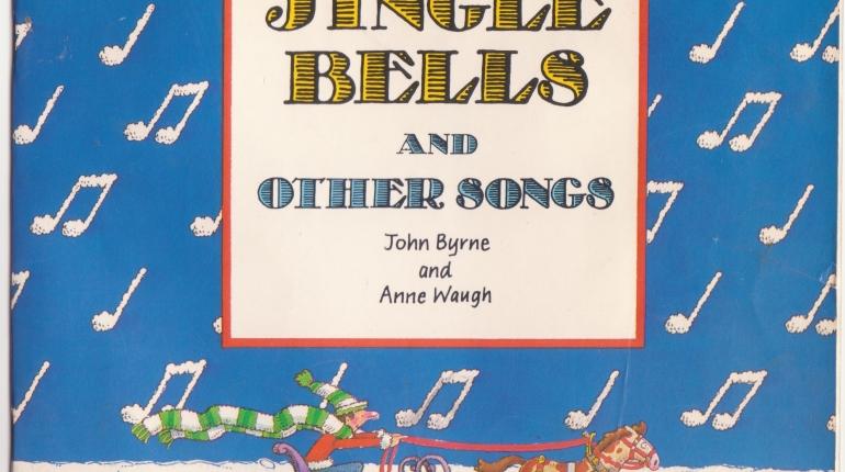دانلود رایگان کتاب و فایل صوتی مجموعه Jingle Bells and Other Songs