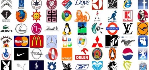 لوگوهای معروف ، از دیروز تا امروز