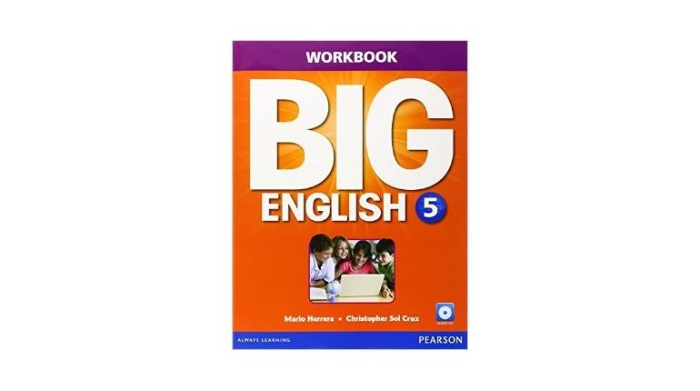 مجموعه آموزش انگلیسی Big English سطح 5