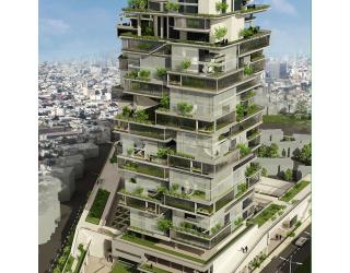 پاورپوینت برج های مسکونی سبز کوثر