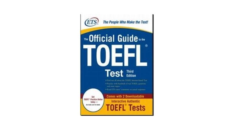 راهنمای رسمی آزمون تافل The Official Guide to the TOEFL Test