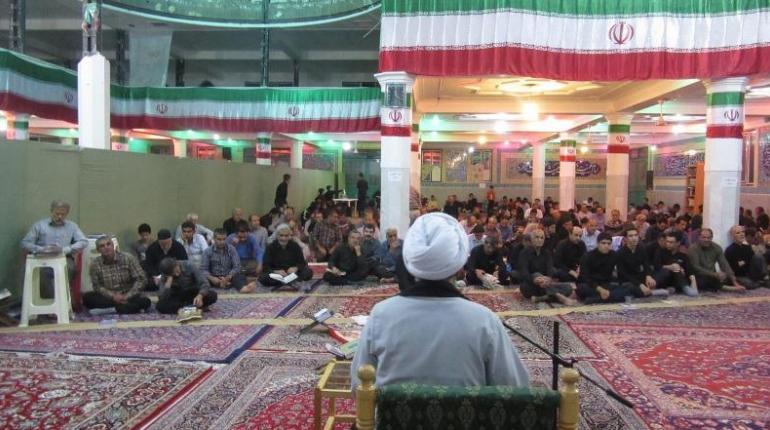 برگزاری مراسم شب قدر(شب 19)در مسجد امام خمینی(ره)