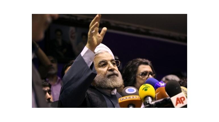 فوری/ حسن روحانی هفتمین رییس جمهور ایران شد