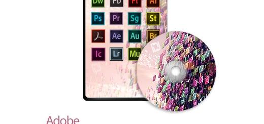 دانلود مجموعه ی کامل نرم افزار های CC شرکت ادوبی Adobe Creative Cloud 2015