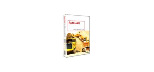 فیلم آموزش نرم افزار Auto Cad Land Desktop