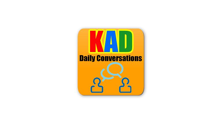 اپلیکیشن اندروید مکالمات روزمره کاد