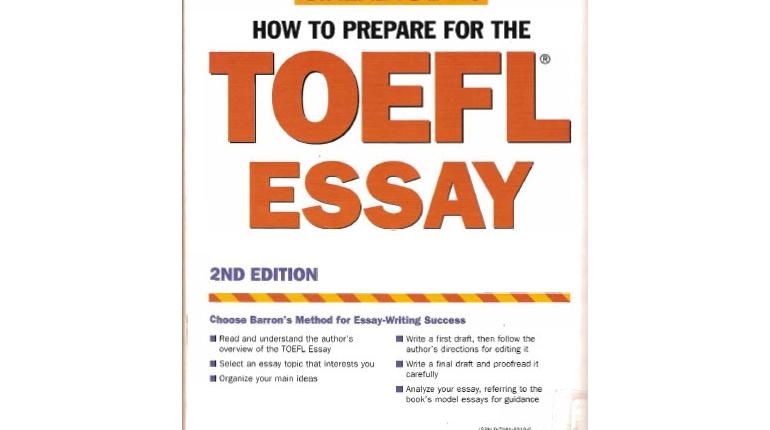 دانلود کتاب Barrons-How to Prepare for TOEFL Essay