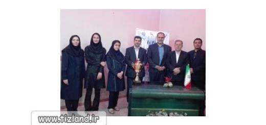 کسب مقام اول مسابقه کشوری عکس میکروسکوپی توسط دانش آموز زنجانی