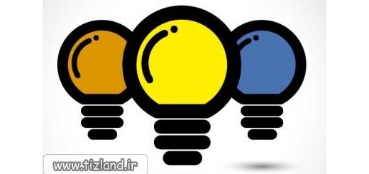 معمای المپیادی: لامپ های رنگی