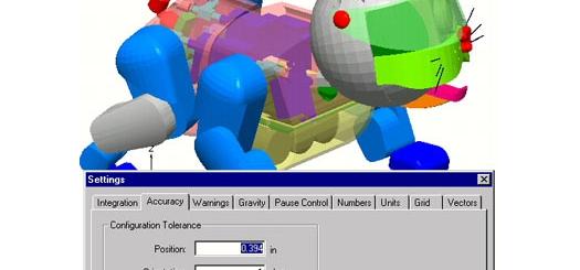 آموزش Working Mode - آموزش شبیه سازی، محاسبات و انیمیشن ساز مدل های صنعتی