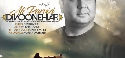 دانلود آهنگ جدید علی پرویزی بنام دیوونه وار