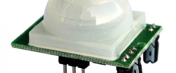 پروژه راه اندازی ماژول تشخیص حرکت hc sr501 با آردوینو