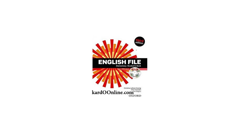 دانلود English File third edition Elementary