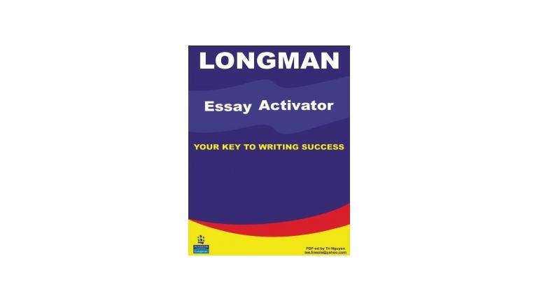 راهنمای رایتینگ لانگمن Longman Essay Activator
