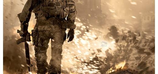 آهنگ معروف بازی Call Of Duty Modern Warfare 2 (به اسم Opening Titles)