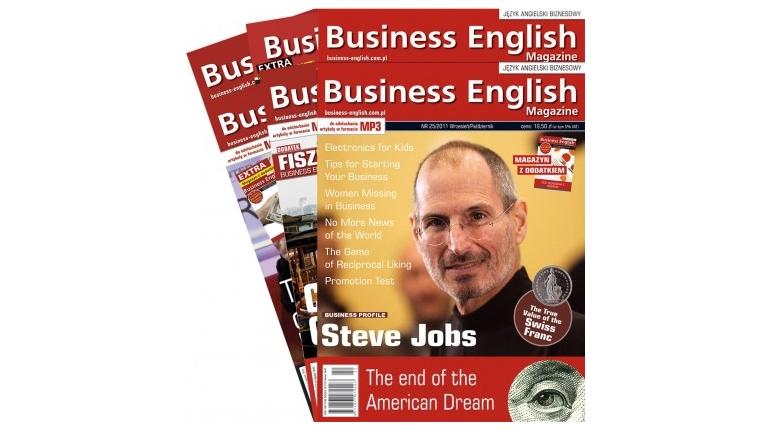 دانلود مجلات زبان انگلیسی تجارت و بازرگانی Business English Magazine