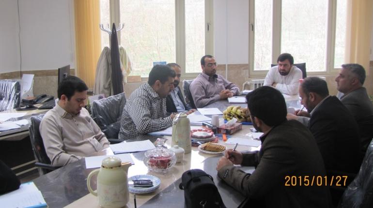 جلسه کمیته های ۵ گانه جشنواره کشوری« محراب قلم» امروز تشکیل شد.