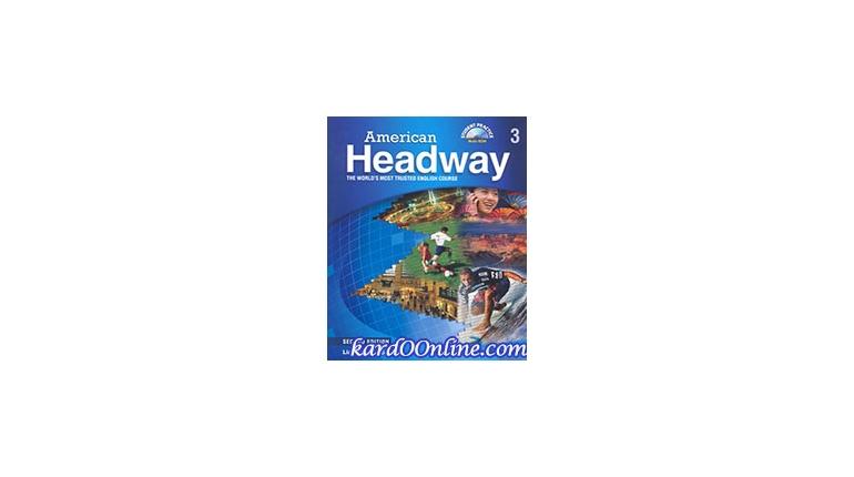 دانلود American Headway 3, Second Edition