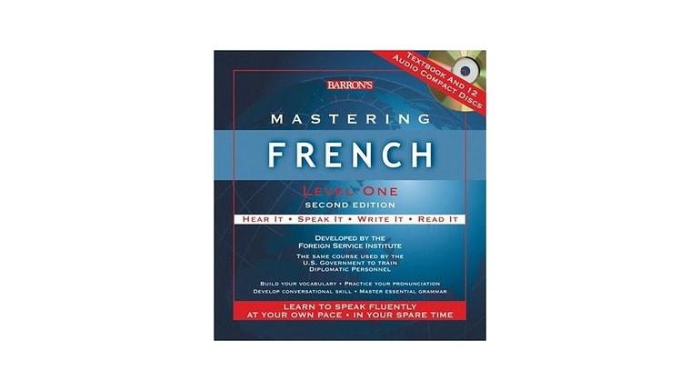 دانلود کتاب بارونز زبان فرانسوی / Barron's Mastering French