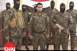 """هشدار شدید گردان """"مدافعان عسکریین"""" به ترویست های داعش"""