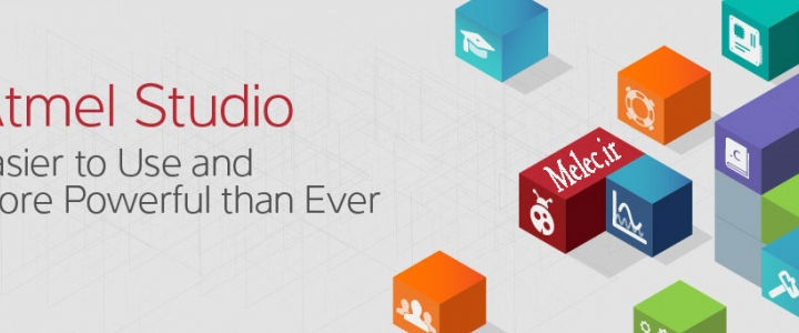 دانلود نرم افزار Atmel Studio 7.0.634