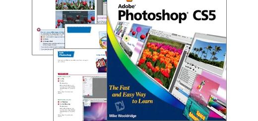 کتاب آموزش مصور فتوشاپ سی اس 5