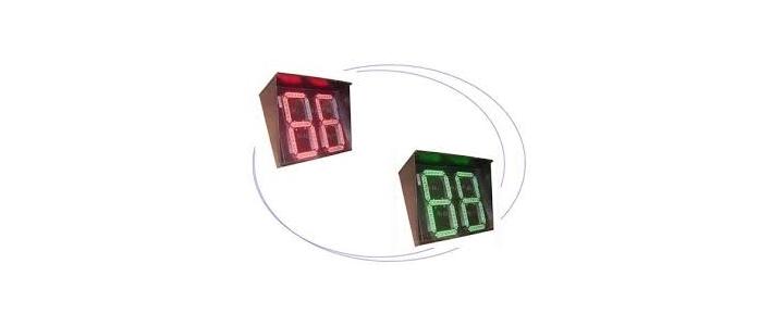 پروژه چراغ راهنمایی با AVR با کدویژن