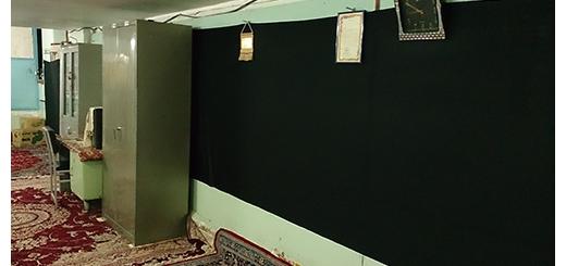 سیاهپوش کردن جلسات 12 اسفند 93