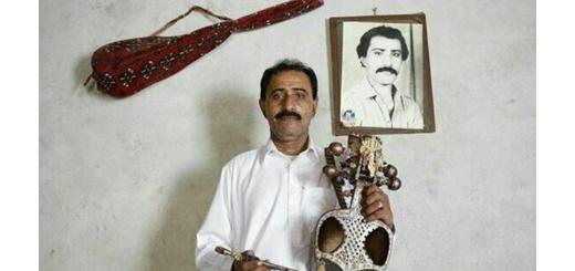 درگذشت نوازنده برجسته موسیقی بلوچستان در اثر سکته قلبی