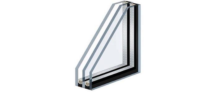 شرکت بهترین در پنجره سه جداره upvc
