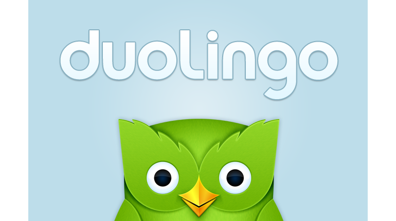 دانلود نرم افزار اندروید آموزش زبان Duolingo