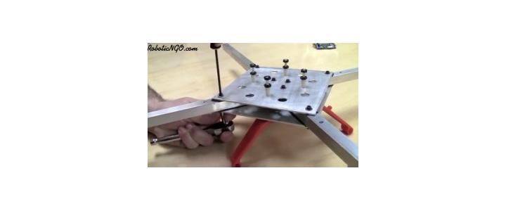 ساخت ربات پرنده قسمت دوم