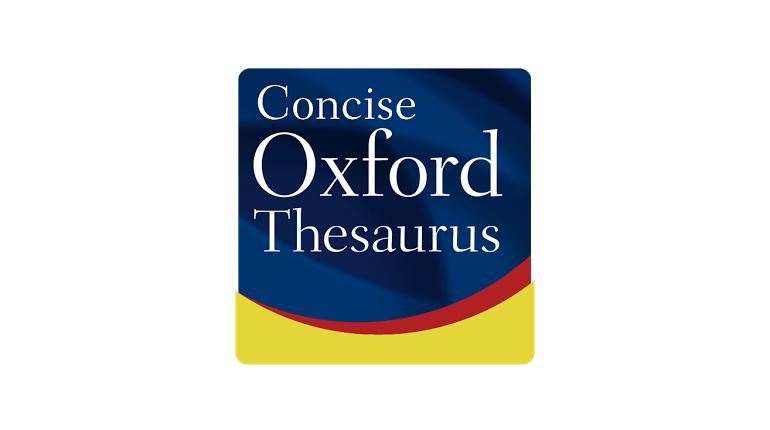 دانلود دیکشنری کلمات مترادف و متضاد آکسفورد برای اندروید Concise Oxford Thesaurus v4.3.069