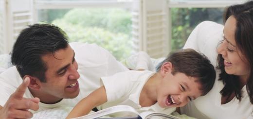 چگونه پدر و مادر خوبی باشیم.