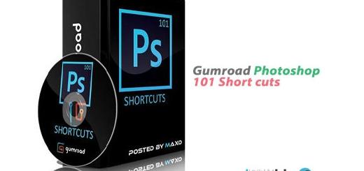 دانلود ویدیوی آموزشی Gumroad Photoshop 101 Shortcuts