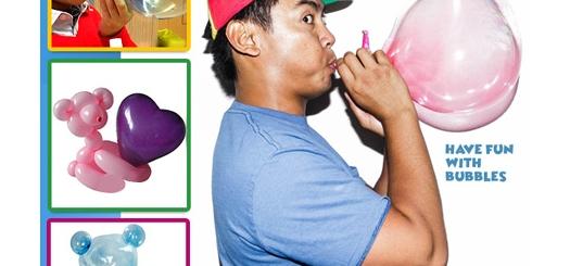 بادکنک جادویی Magic Bubble سرگرمی و نشاط برای کودکان و نوجوانان