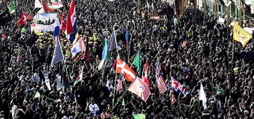 متفاوتترین عکس روز اربعین در کربلا